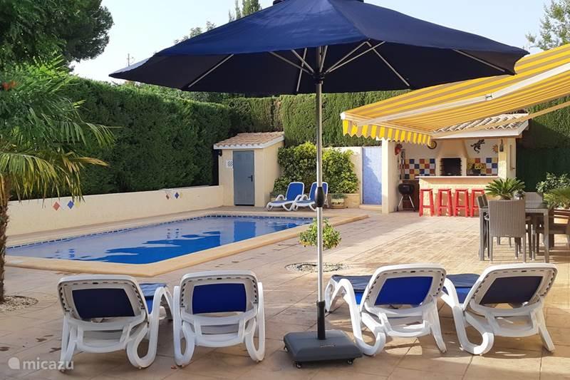 Vakantiehuis Spanje, Costa Blanca, La Nucia Villa Villa Holiday