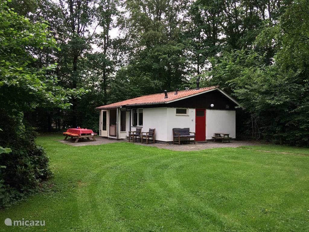Vakantiehuis Nederland, Drenthe, Exloo Bungalow Vakantiehuis park De Hunzebergen