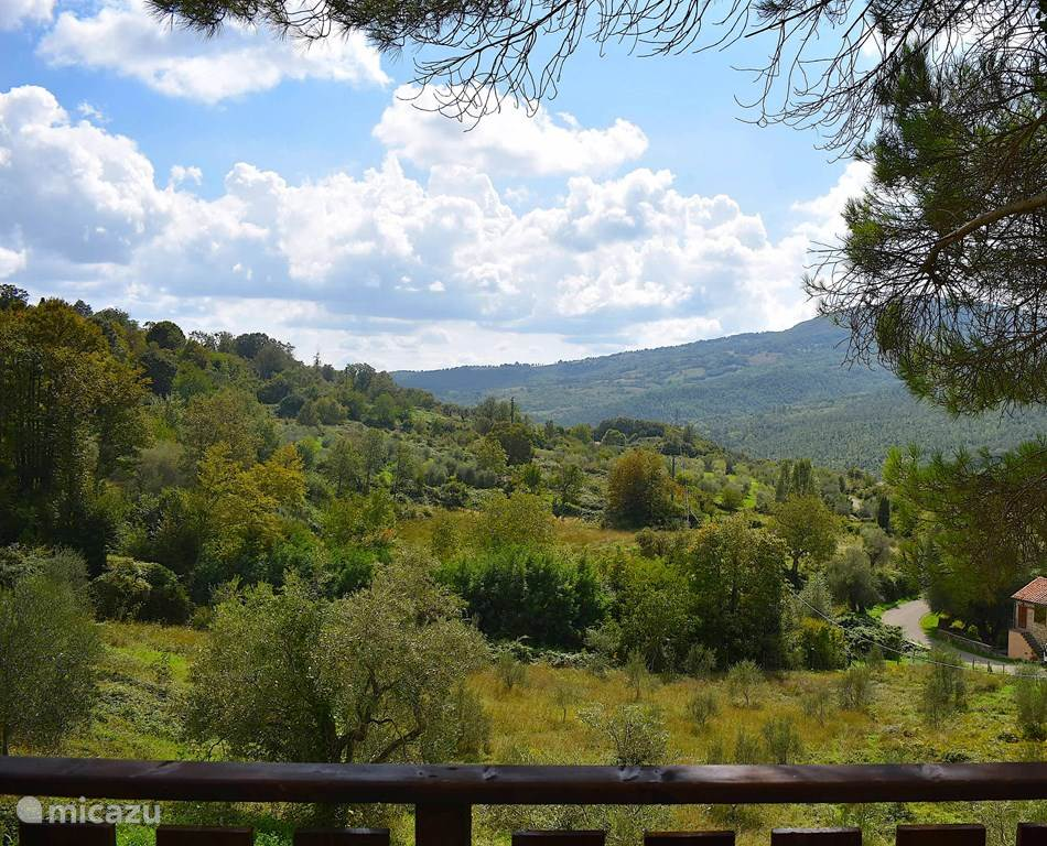 Vakantiehuis Italië, Toscane, Santa Fiora Glamping / Safaritent / Yurt Glamping tent 3