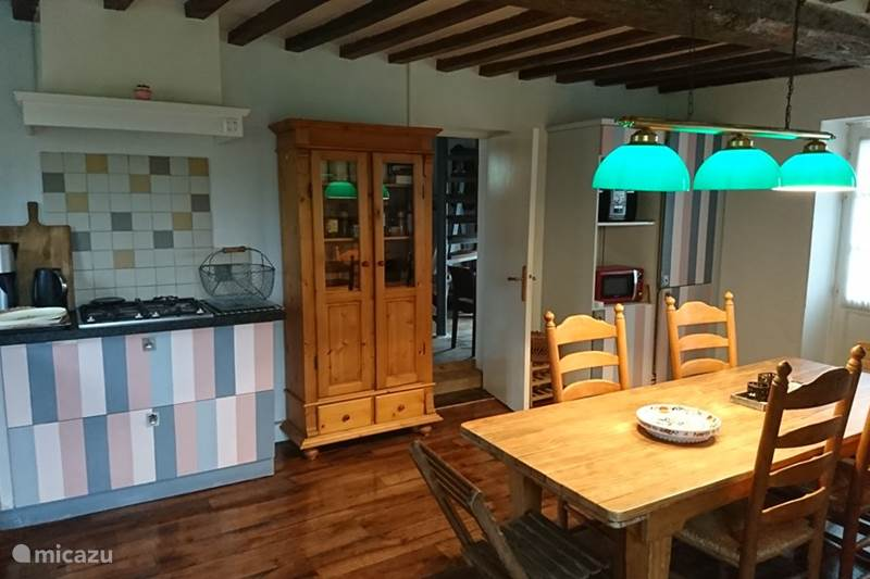 Vacation rental France, Orne, Ménil-Vin Holiday house Ferme Blanche, Menil Vin Normandy