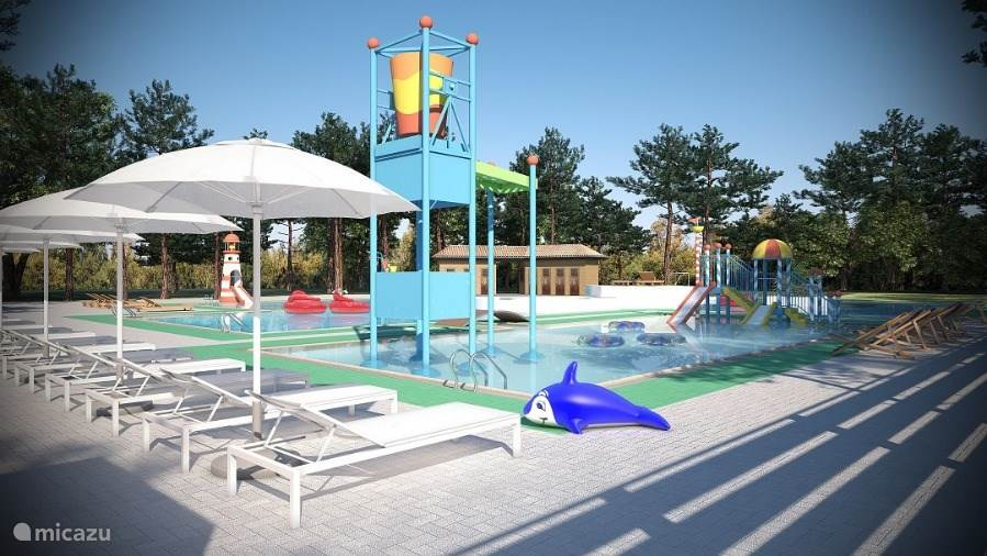 Vernieuwd zwembad