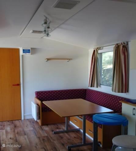 Mobilhome interieur