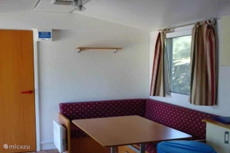 Vakantiehuis Italië, Emilia-Romagna, Lido di Spina Stacaravan Chalet Lido di Spina op camping