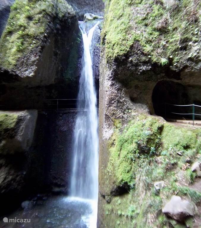 Watervallen....