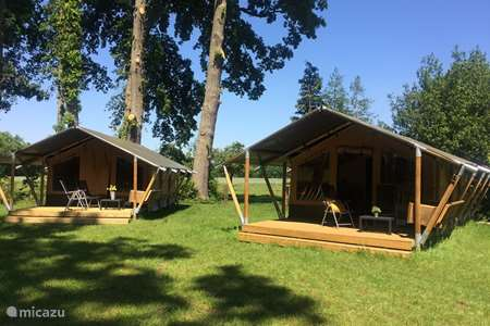 Ferienwohnung Deutschland, Niedersachsen, Warmsen glamping / safarizelt / yurt Ferienhof BrinkOrt 2