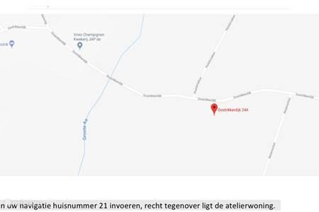 Informatie voor locatie Atelier
