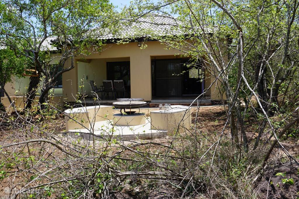 Vacation rental South Africa, Mpumalanga, Marloth Park bungalow Kholwane
