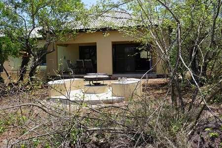 Vacation rental South Africa – bungalow Kholwane