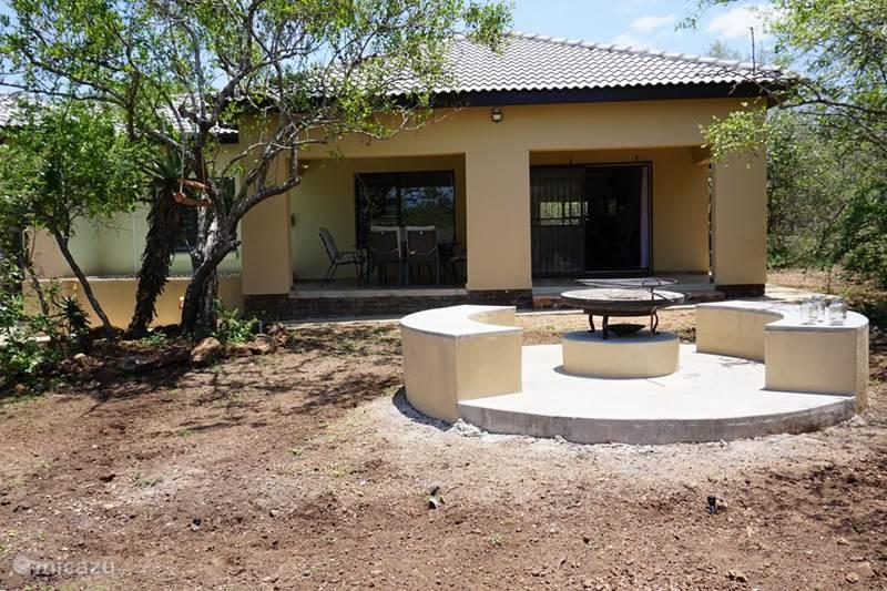 Vakantiehuis Zuid-Afrika, Mpumalanga, Marloth Park Bungalow Vakantiehuis Kholwane bij Krugerpark