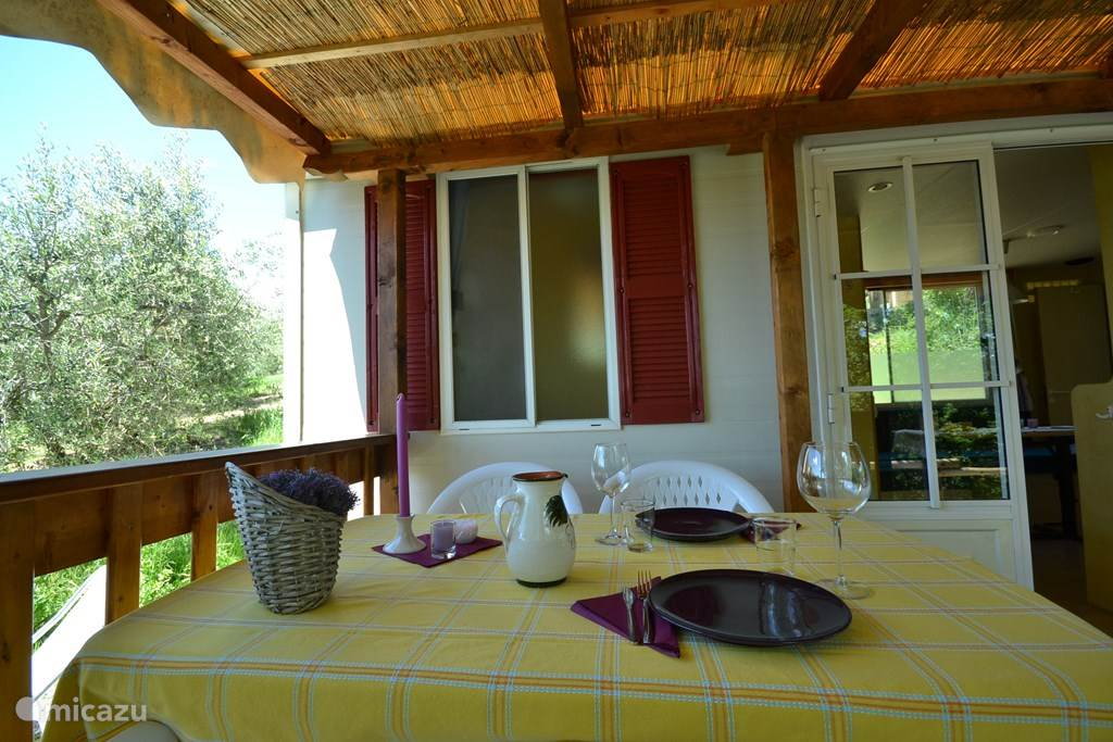 Vakantiehuis Italië, Toscane, Capraie E Limite Stacaravan Camping Villagio San Giusto