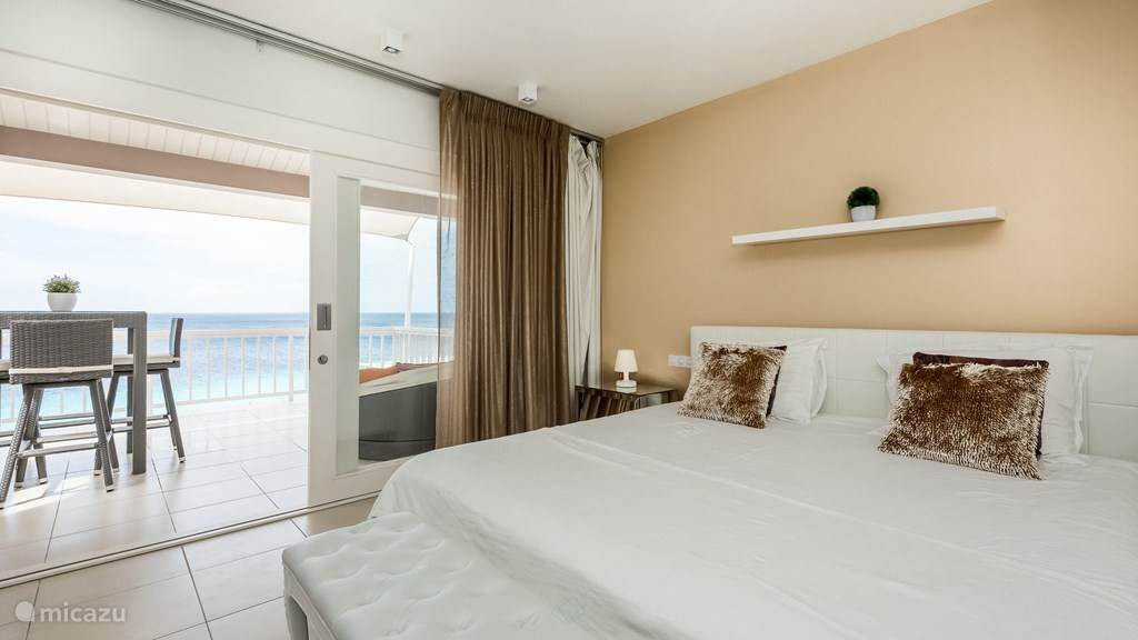 Vacation rental Curaçao, Banda Abou (West), Coral-Estate Rif St.marie Studio Garden View Villa - Papagayo Beach