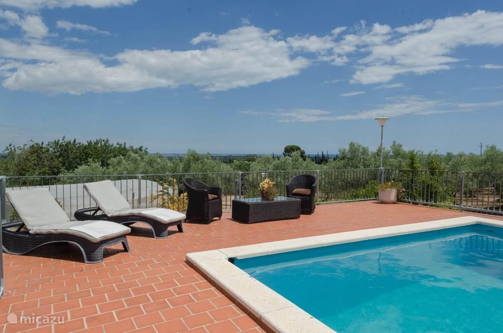 Vakantiehuis Spanje, Costa Dorada, Sant Carles de la Ràpita Villa Villa La Pelada