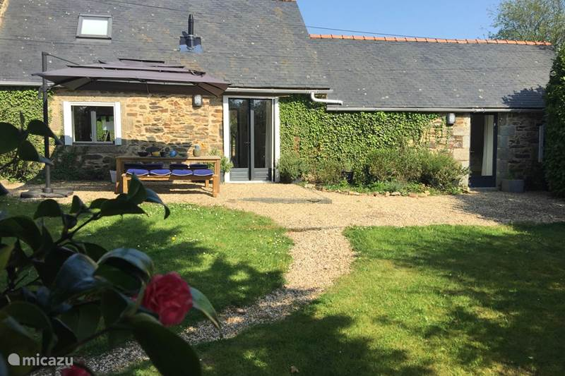 Vakantiehuis Frankrijk, Finistère, Locmaria-Berrien Gîte / Cottage La Colline des Renards