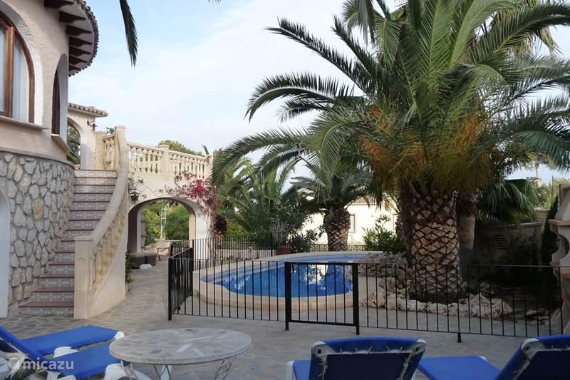 Vakantiehuis Spanje, Costa Blanca, Moraira Villa Villa Palmera