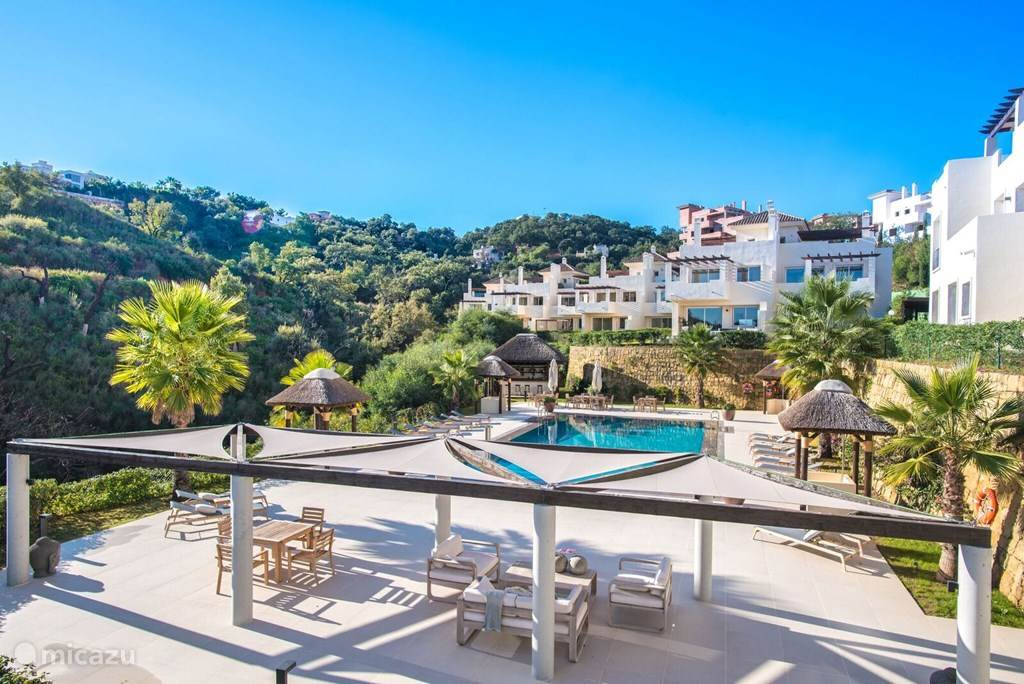 Vacation rental Spain, Costa del Sol, Marbella Elviria  penthouse The Oakhill 3