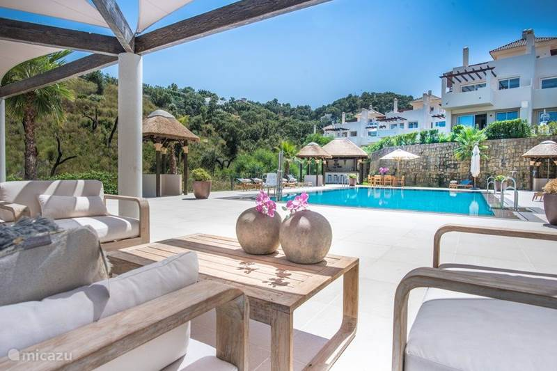 Vakantiehuis Spanje, Costa del Sol, Marbella Elviria Penthouse The Oakhill Marbella - 3