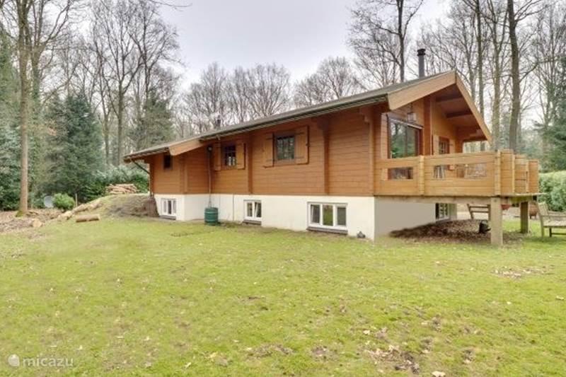 Vakantiehuis Nederland, Gelderland, Bennekom Bungalow Vakantiewoning Op de Veluwe