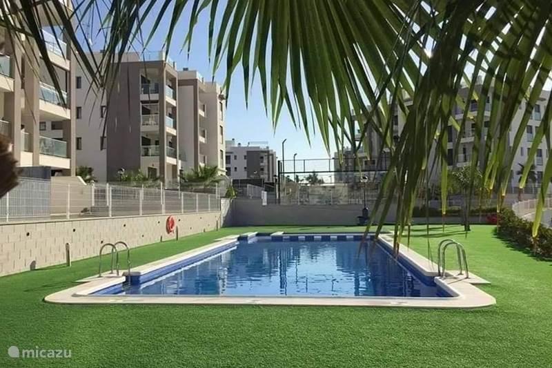 Vakantiehuis Spanje, Costa Blanca, Villamartin Appartement Valentino Golf