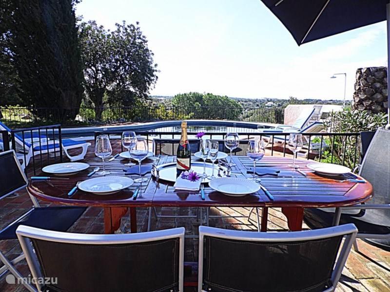 Vakantiehuis Portugal, Algarve, Carvoeiro Villa Villa Bacolina Carvoeiro
