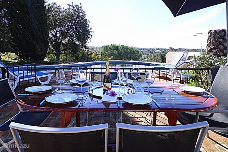 Vacation rental Portugal, Algarve, Carvoeiro Villa Villa Bacolina Carvoeiro