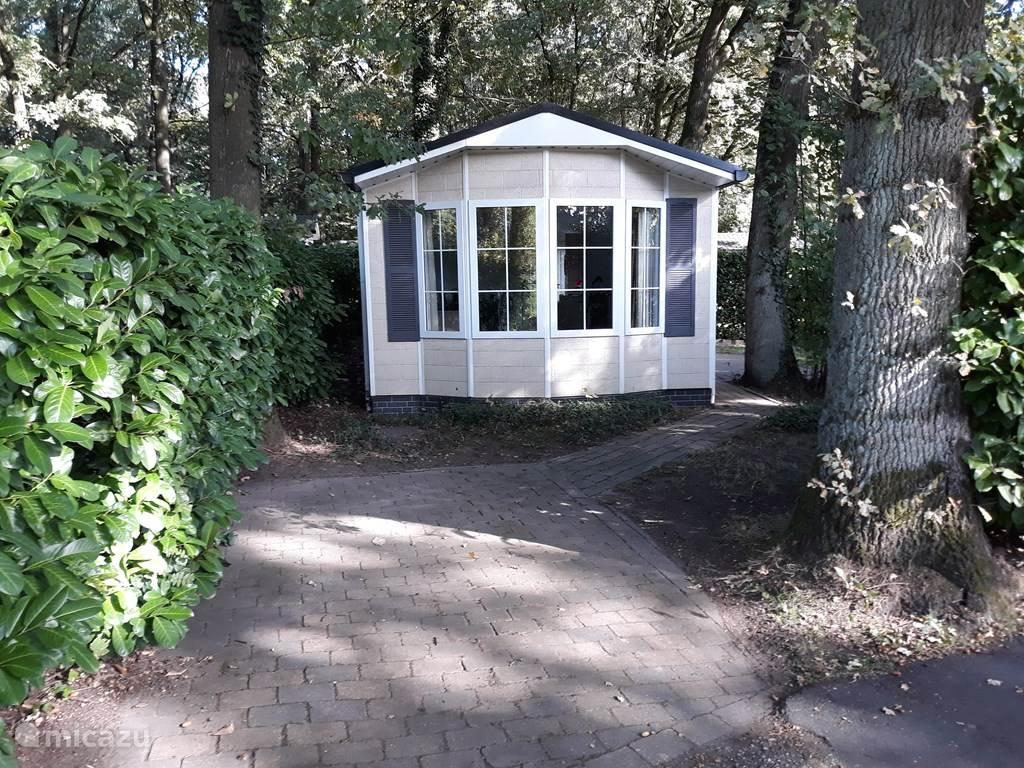 Vakantiehuis Nederland, Gelderland, Wageningen chalet Chalet op de Veluwe