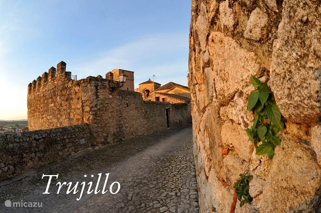 De ligging van Finca Las Abubillas