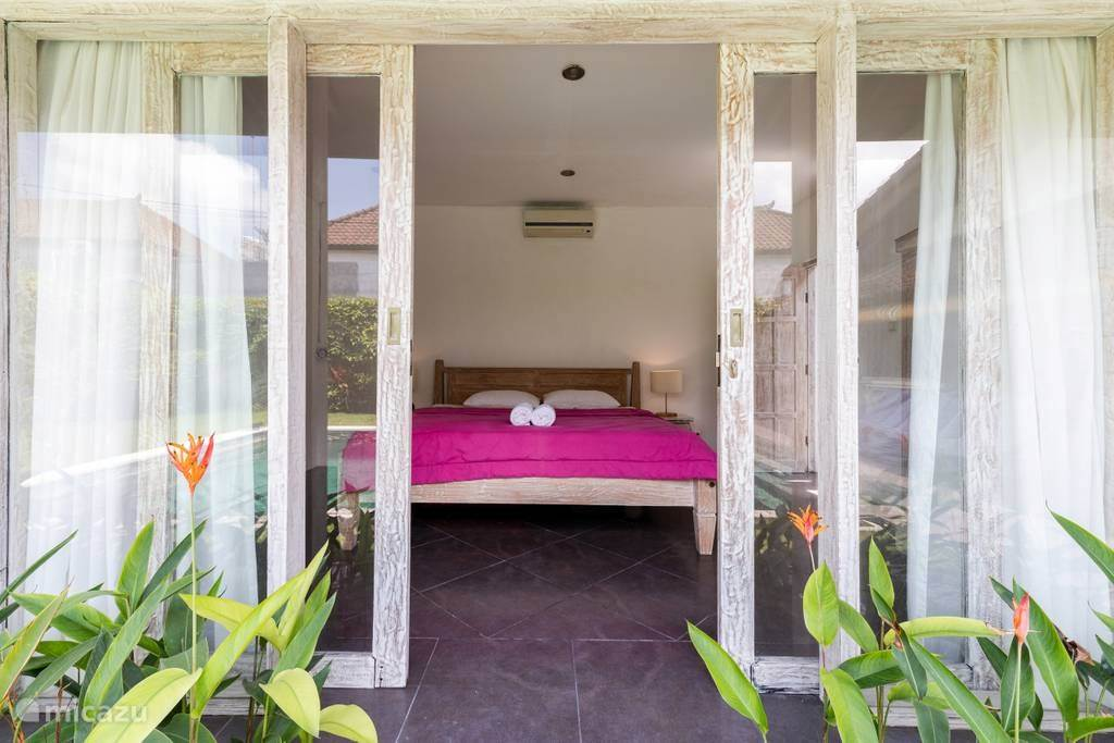 Vakantiehuis Indonesië, Bali, Seminyak Villa Villa Santai