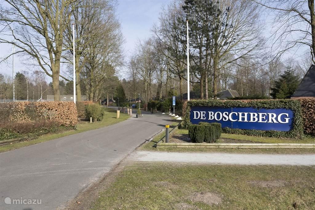 Vakantiehuisje Veluwemeer op de Boschberg