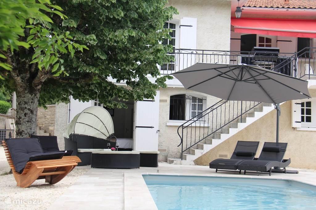 Vakantiehuis Frankrijk, Charente, Boutiers-Saint-Trojan Villa Res. Les Frugères 4-13p.