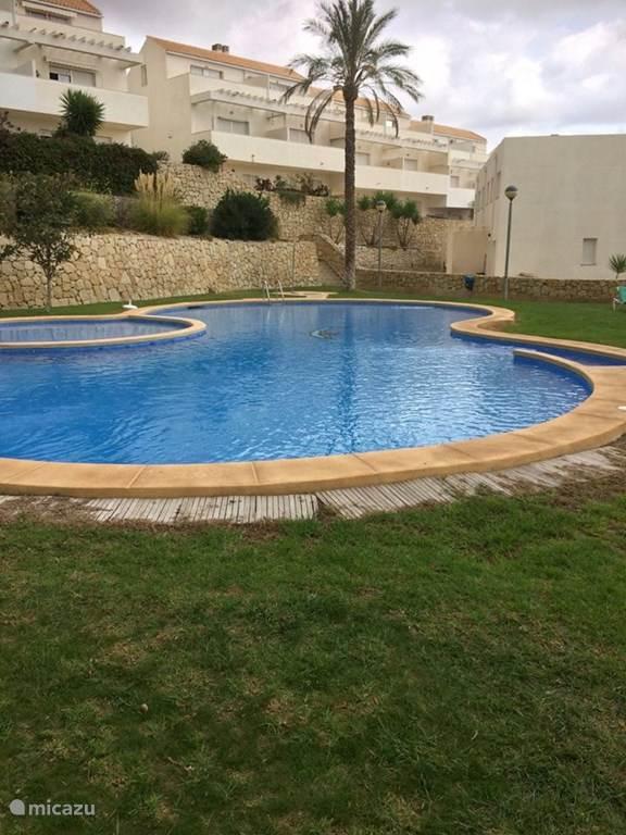 Vacation rental Spain, Costa Blanca, Relleu terraced house Casa Mediterraneo