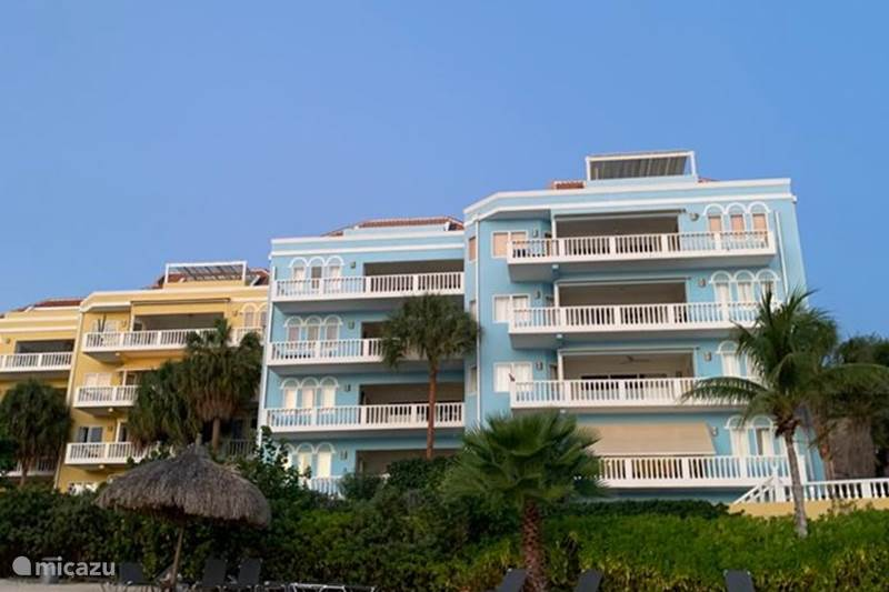 Vacation rental Curaçao, Curacao-Middle, Blue Bay Apartment Blue Emerald The Ocean 15