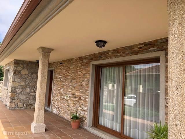 Vakantiehuis Spanje, Galicië, Tomiño bungalow Villa Vilachan