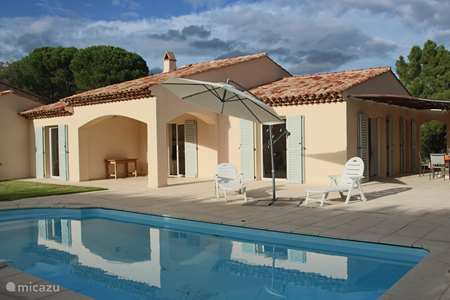 Vacation rental France, French Riviera,  Le Plan-de-la-Tour villa Le Mas Big'Amac