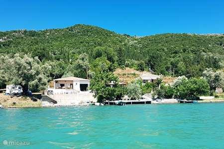 Vacation rental Greece – villa Villa Chelona directly on the sea