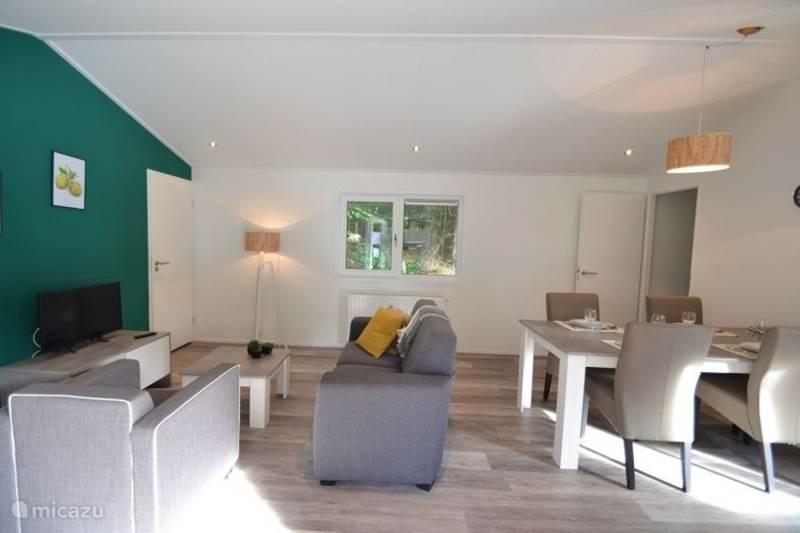 Vakantiehuis Nederland, Utrecht, Rhenen Chalet Luxe vakantiewoning  NR. 57