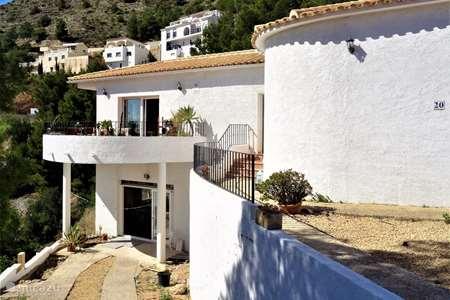 Ferienwohnung Spanien, Costa Blanca, Altea la Vieja villa AlmediArte