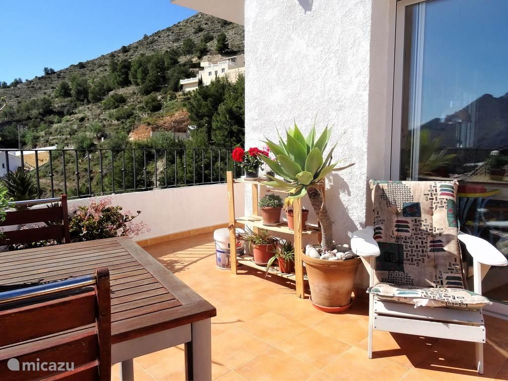 Vakantiehuis Spanje, Costa Blanca, Altea la Vieja Villa AlmediArte
