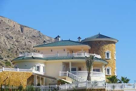 Vakantiehuis Spanje, Costa Blanca, Hondón de las Nieves villa Casam