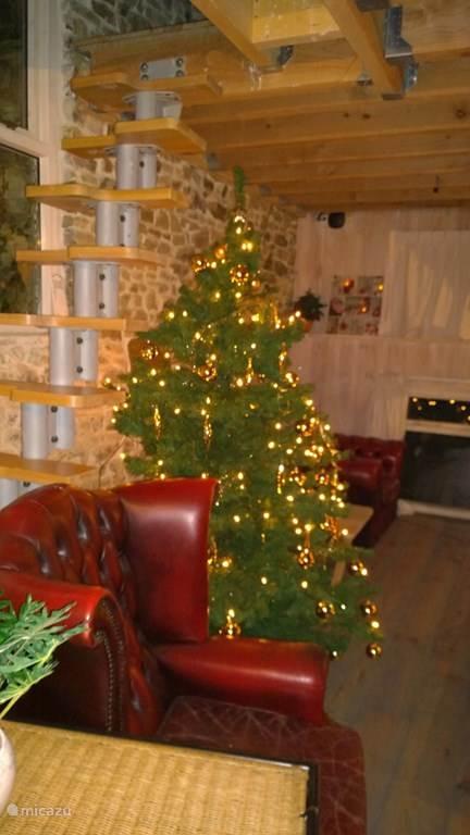 Kerst in Ferme Blanche