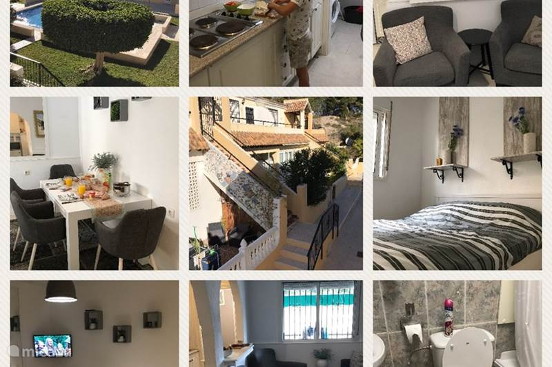 Vakantiehuis Spanje, Costa Blanca, Villamartin Geschakelde woning Costa Blanca - Casa Liam