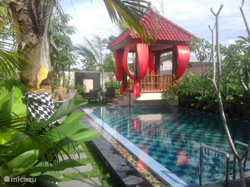 Vacation rental Indonesia, Java, Yogyakarta villa Villa Rosseno-Evelyn (accommodation)