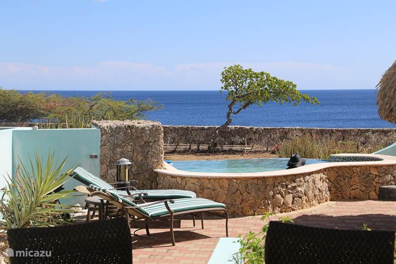 Vacation rental Curaçao, Banda Abou (West), Westpunt Holiday house Kalki Ocean Front