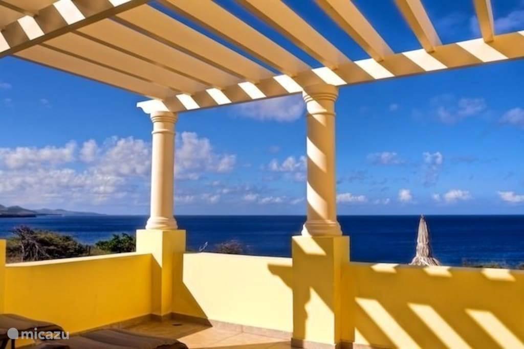 Uitzicht vanaf uw balkon