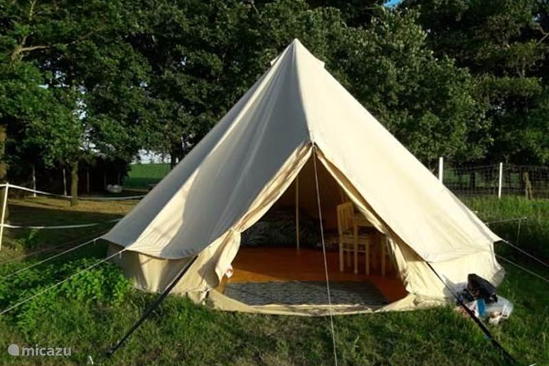 Vakantiehuis Duitsland, Nedersaksen, Surwold Glamping / Safaritent / Yurt Safaritent Bauernhof von Eden
