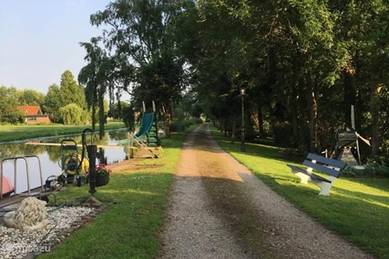 Vakantiehuis Nederland, Zuid-Holland, Bleskensgraaf Molen De Ouwe Meulen