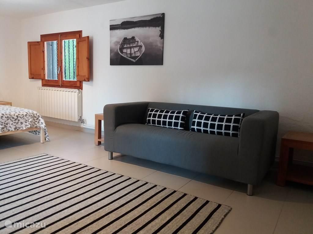 Vakantiehuis Spanje, Costa Dorada, L'Ametlla de Mar Appartement Casa Anba - gelijkvloers appartement