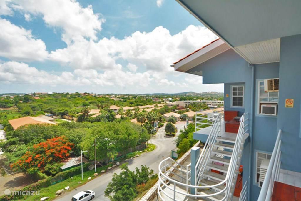 Super uitzicht vanaf je terras of balkon!