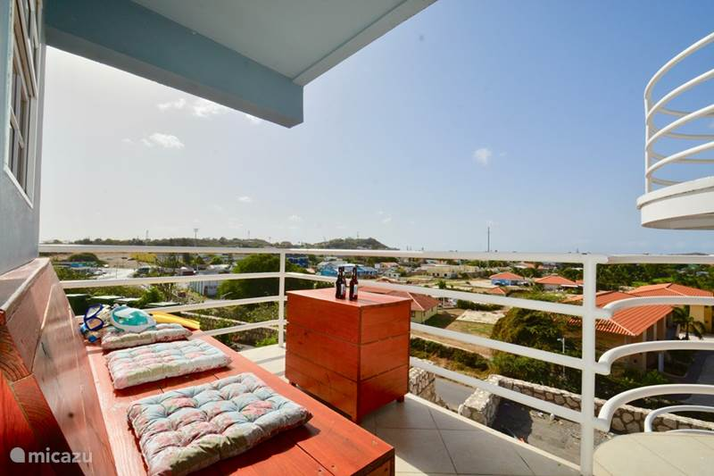 Vacation rental Curaçao, Banda Ariba (East), Mambo Beach Apartment Mambo Hill Youth & Dive Apartments