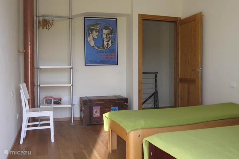 Vakantiehuis Italië, Marche, Belvedere Ostrense Vakantiehuis Landhuis 5alberi