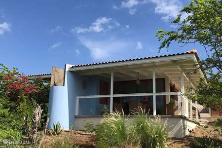 Vacation rental Curaçao, Banda Abou (West), Sint Willibrordus bungalow Zenith